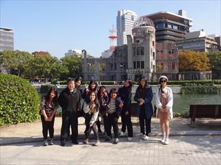 留学生バス旅行